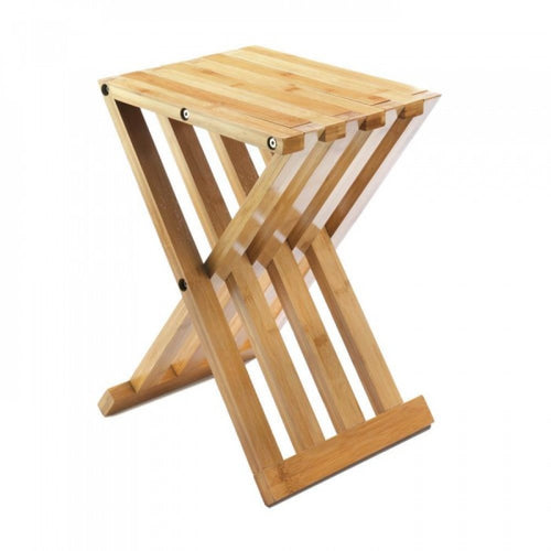 Bamboo Foldable Stool