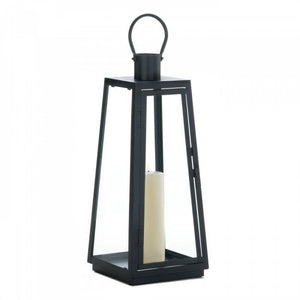 Large Black Exploration Lantern