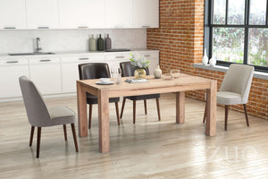 Lexington Dining Table Natural Elm