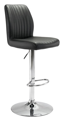 Willful Bar Chair Black