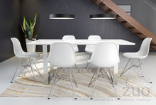 Atlas Dining Table Stone & Brushed Ss