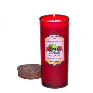 Strawberry Daiquiri Scented Candle