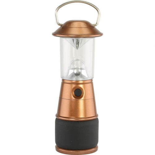 Micro-led Table Lanterns - Copper Look