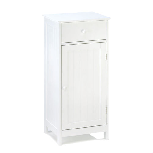 White Home Storage Cabinet