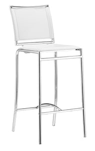 Soar Bar Chair White