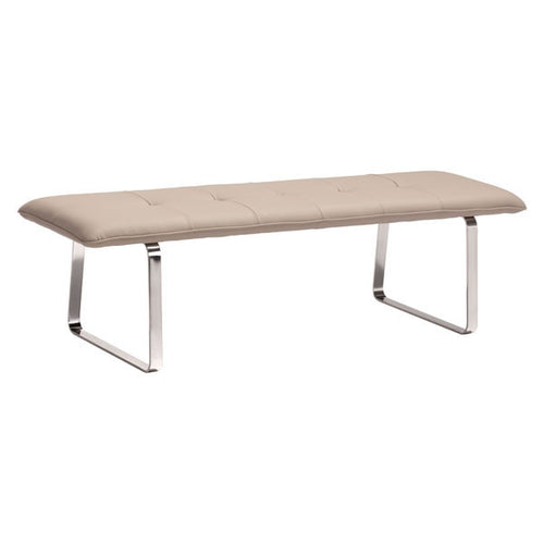 Cartierville Bench Taupe
