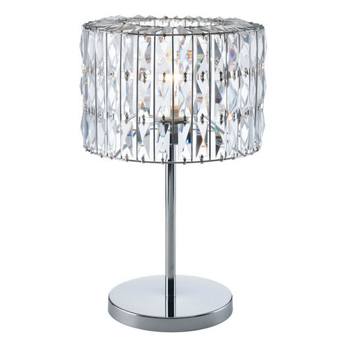 Jena Table Lamp Chrome