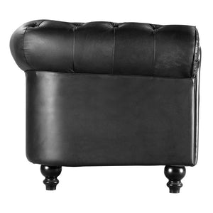 Aristocrat Sofa Black