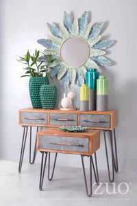 Tropic Mirror Green