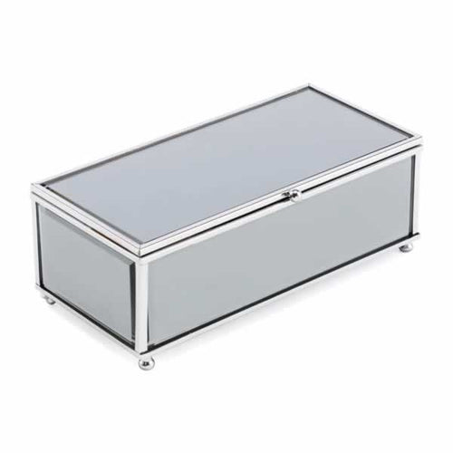 Gris Mirror Box Gray