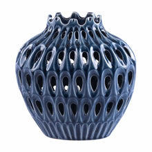 Alate Small Vase Blue