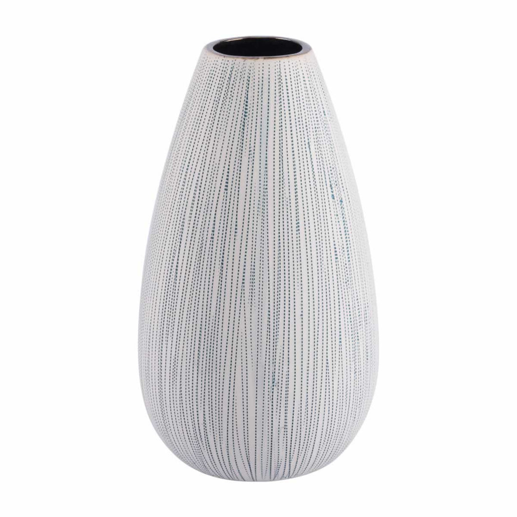 Anam Medium Vase White