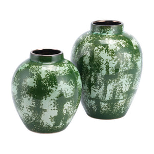 Anguri Small Vase Green