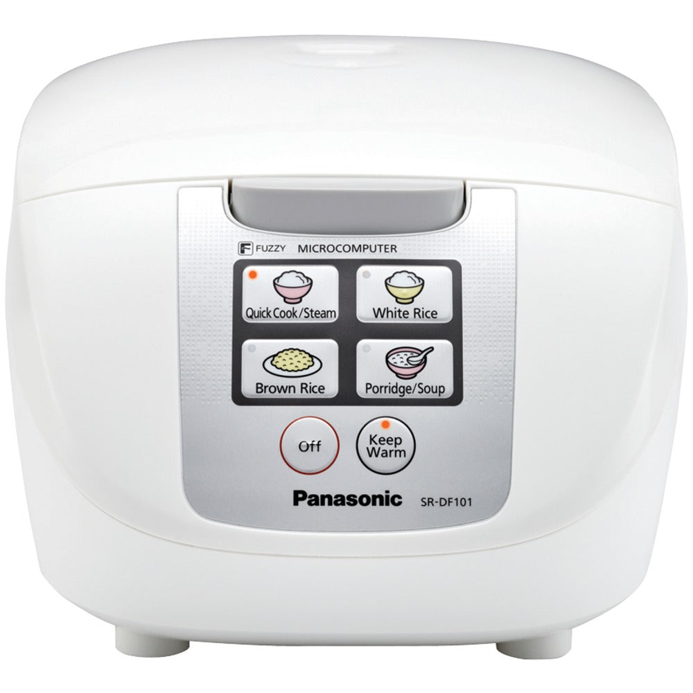 Panasonic Fuzzy Logic Rice Cooker (10-cup)