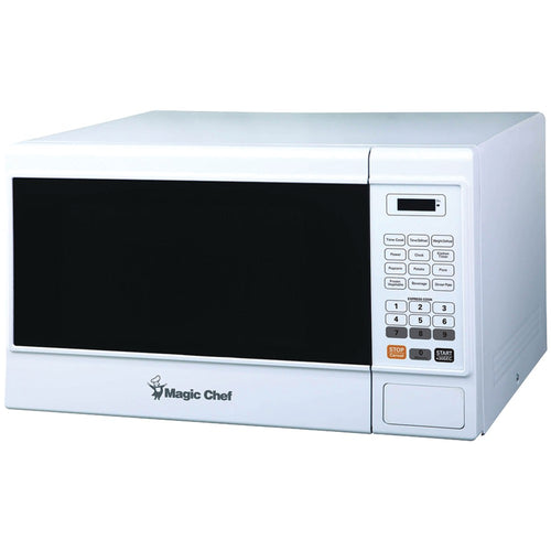 Magic Chef 1.3-cubic Ft Countertop Microwave (white)