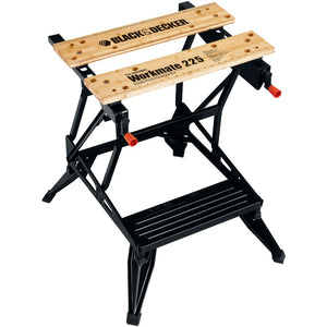 Black & Decker Workmate Portable Project Center & Vise (450lb Capacity)