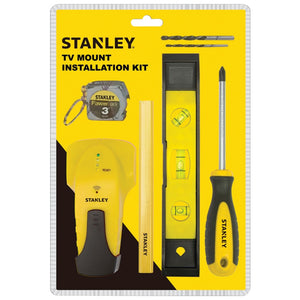 Stanley Tv Mount Installation Tool Kit