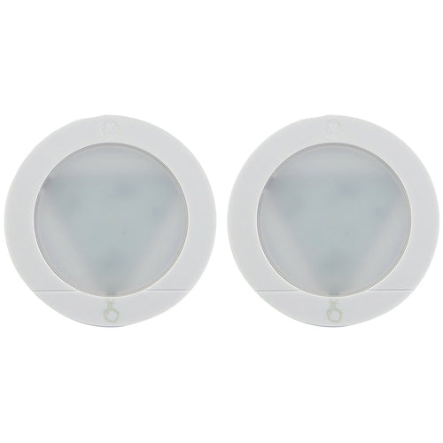 General Electric Puck Light 2 Pk