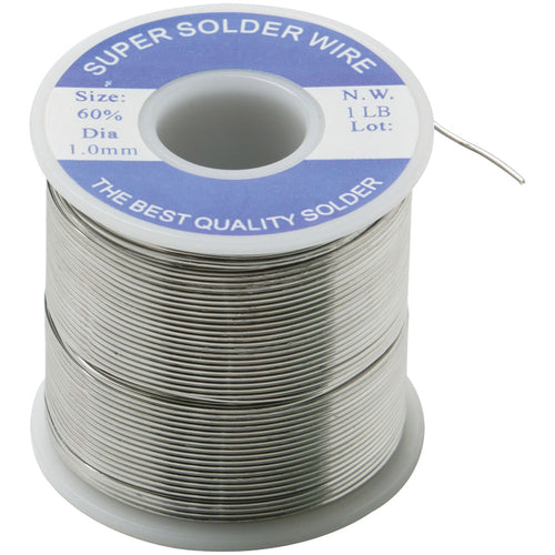 Steren 1lb 60 And 40 Solder Spool