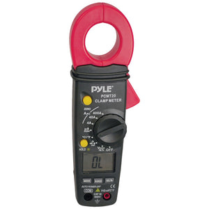 Pyle-meters Digital Clamp Meter