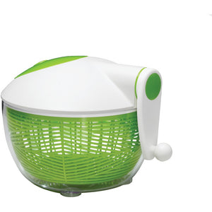 Starfrit Salad Spinner (green And White)