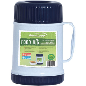 Brentwood 40.5-ounce Food Jug
