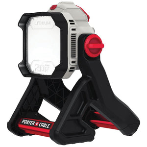 Porter-cable 20-volt Max* Dual-power Led Area Light