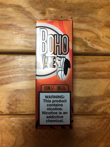 BOHO Vape CocoChella 3mg 100ml
