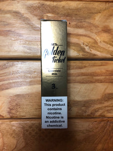 Met4 Vapor Golden Ticket 60ml 3mg