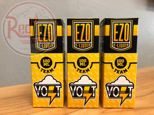 EZO E-Liquid Team Volt 100ML