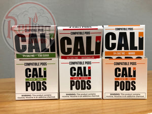 Cali Pods JUUL Compatible 5%