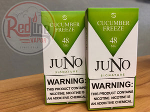 Juno Cucumber Freeze Pods