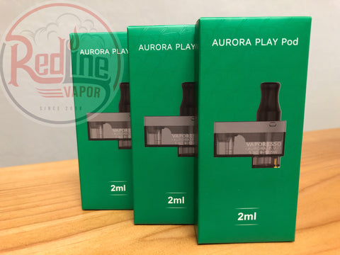 Aurora Play Pods