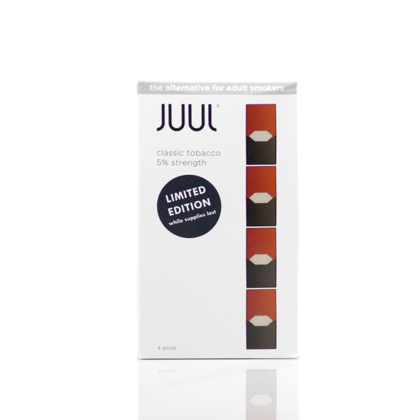 JUUL eLiquid Replacement PODs (4 Pack)