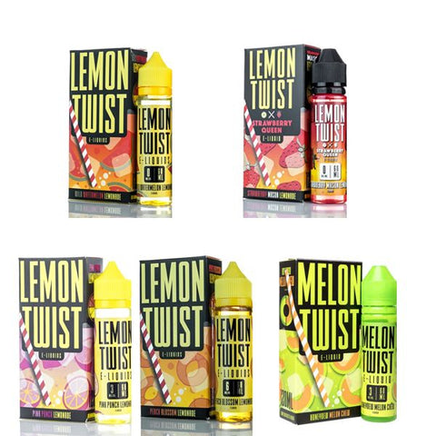 Lemon Twist Lemonade E-Liquids 60ML