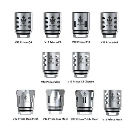 SMOK | TFV12 Prince Replacement Coils-3pk