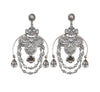 CLOUD DANCER EARRINGS - SLATE | ADRIENNE REID