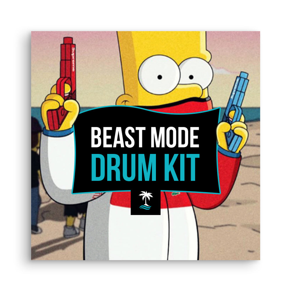 Beast mode Drum Kit