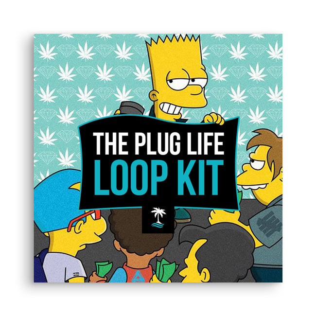 *FREE* Kid Ocean - Plug Life Loop Kit