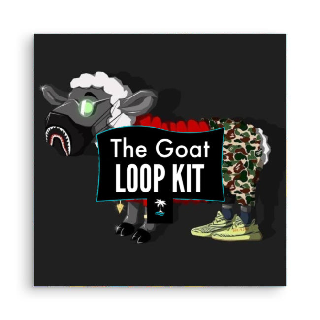 *FREE* Kid Ocean - The Goat Loop Kit
