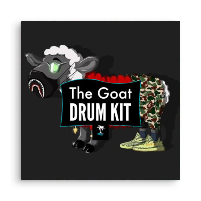 *FREE* Kid Ocean - The Goat Drum Kit