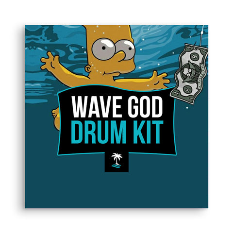 *FREE* Kid Ocean - Tsunami Drum Kit