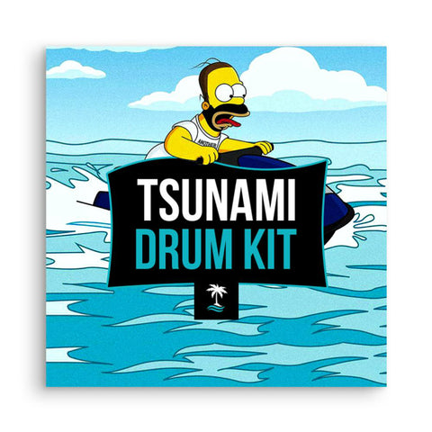 Kid Ocean - SneakerHead Drum Kit