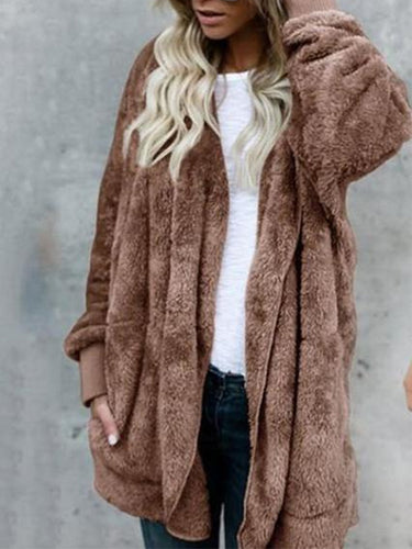 Fashion Warm Long-Sleeved Cashmere Cardigan
