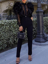 Sexy Solid Color Slim Jumpsuit