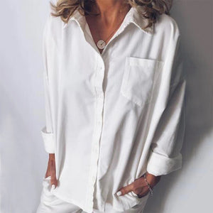 Women's Casual Long Sleeve Shirt