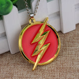 Colar The Flash Gold