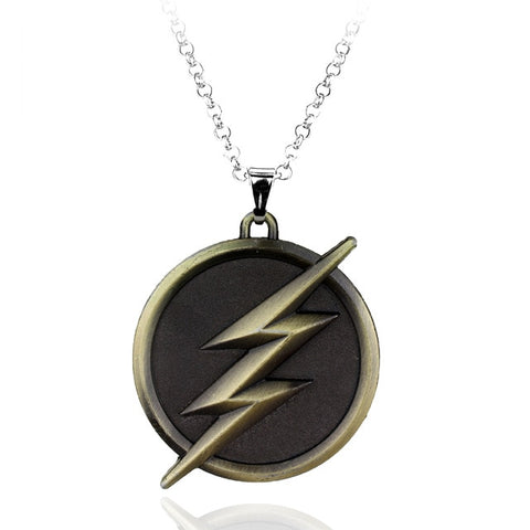 Colar The Flash Bronze