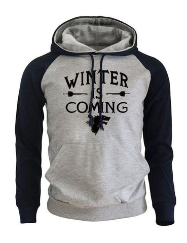 Moletom Winter Is Coming Casual