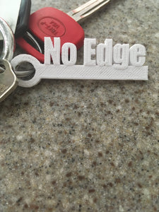 No-Edge 3D Printed Key-chain